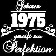 Jahrgang 1970 Geburtstagsshirt: Geboren 1975 Geburtstag