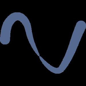 Formen und Symbole -  Welle