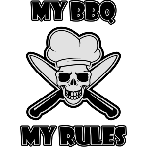 My BBQ my rules
