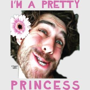 I m a pretty princess