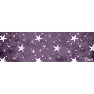 Étoiles Violet et blanc jpg