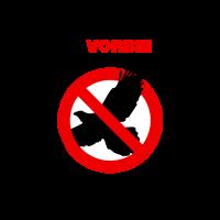Vogelfrei ist vorbei