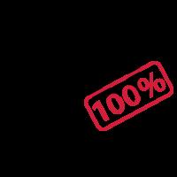 100% Frei