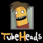 TubeHeads Logo Hell