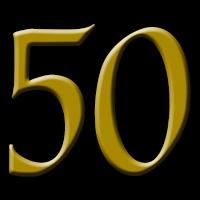 gold 50