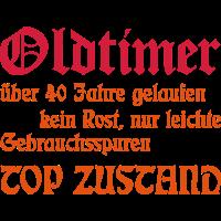 oldtimer - 40. Geburtstag