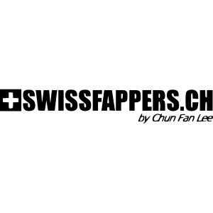 Swissfappers Logo Black