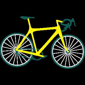 Rennrad Bicycle T-Shirt