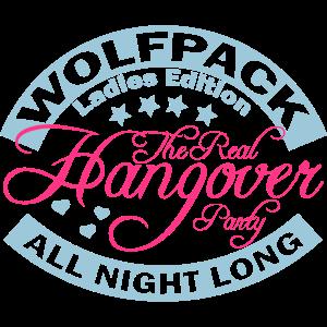 Wolfpack Ladies Edition