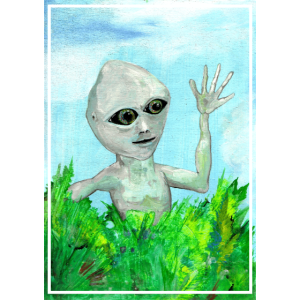 Alien UFO