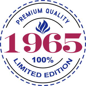 1965 PREMIUM QUALITY  ||  100% LIMITED EDITION