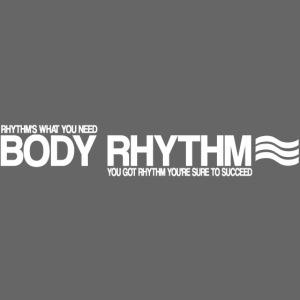 BodyRhythmSucceedWhite