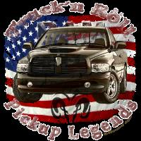 Shirtmatic Truck-n-Roll RAM Dodge