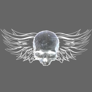 Wings Skull