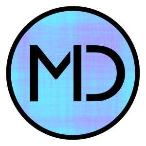 MD Blue Fibre Logo