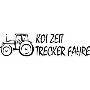 KoiZeit - Trecker