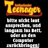 Freilaufender Teenager RAHMENLOS®