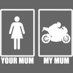 You mama mijn mama