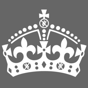 Crown Zoeliakie weiss png