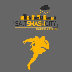 Salt Smash City Captain Falcon Gold png