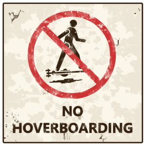 No hoverboarding back to the future