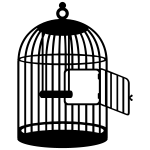 Leerer Käfig / empty cage (1c)