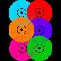 Vinyl DJ-Kunst