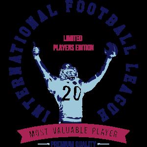 INTERNATIONAL FOOTBALL LEAGUE
