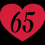 65 års bryllupsdag