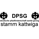 DPSG Kattwiga Schriftzug 2 SVG