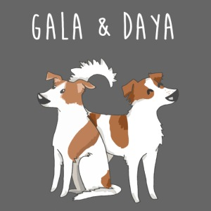 Gala und Daya shirt