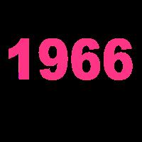 Geburtstag Jahrgang-Shirt 1966