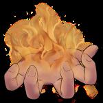 Flamesmanhånd