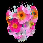 Skull Flower 1