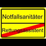 Rettungsassistent/Notsan