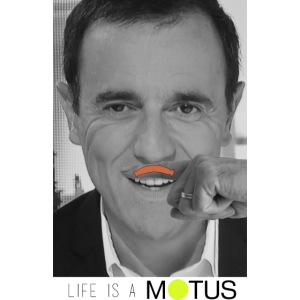 LIFE IS A MOTUS