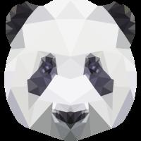 Polygonal Panda