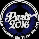 Paris 2016 - Ein Trainer