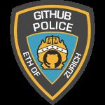 Github Police ETH Zurich