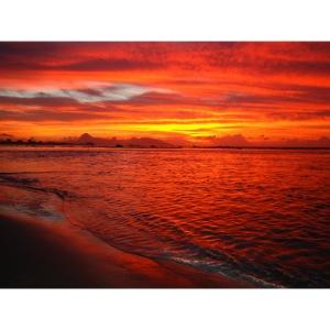 sunset lafayette tahiti