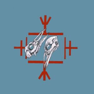 Hugin Munin skulls png