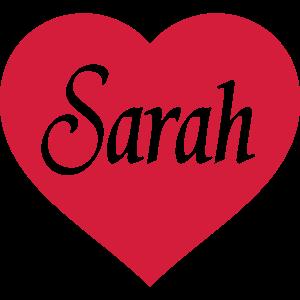 """Herz """"Sarah"""""""