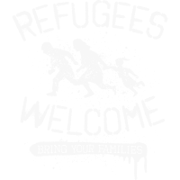 Refugees Welcome - rfgs wlcm