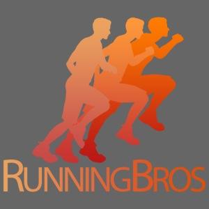 RunningBros Logo farbig