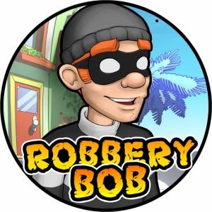 Robbery Bob Button