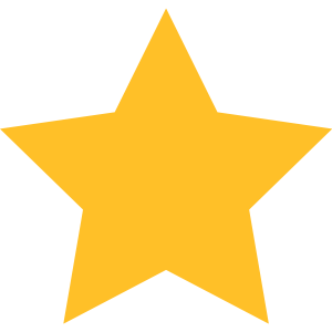 Stern Star Symbol