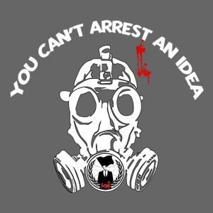 Anonymous - You can't arrest an idea