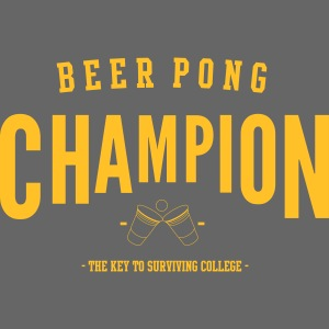 Beerpong Champion T-Shirt