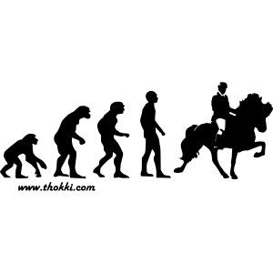 Evolution Tölt