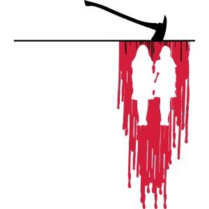 Overlook Hotel blood horror